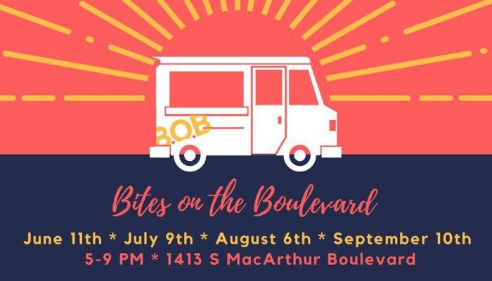 MacArthur Boulevard's Food Truck Meetup – 2019 Bites on the Boulevard!