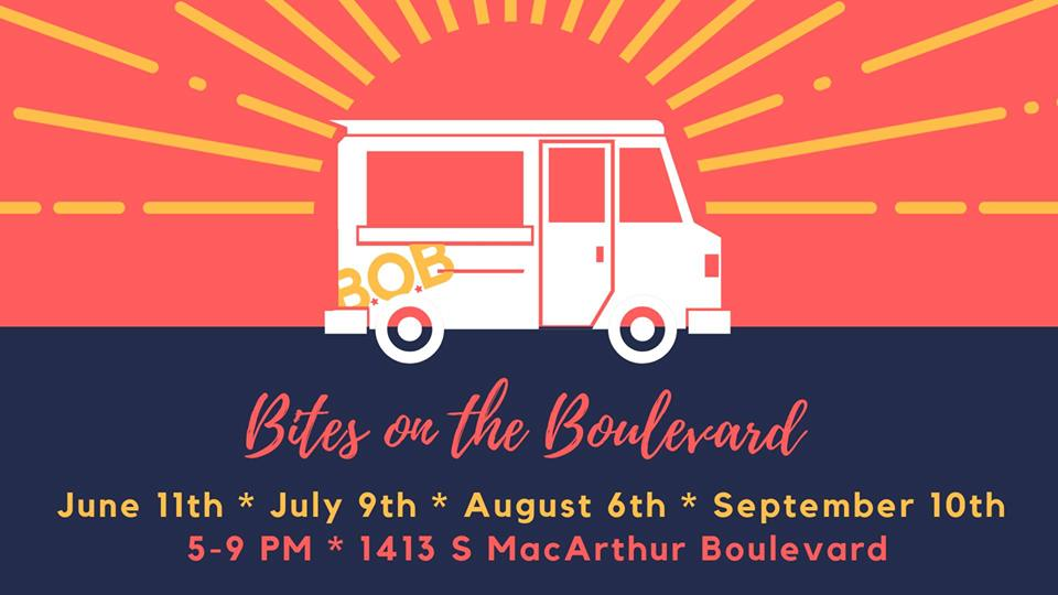MacArthur Boulevard's Food Truck Meetup – 2019 Bites on the Boulevard!