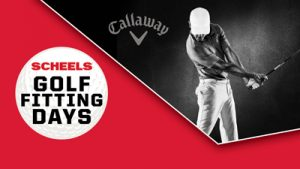 SCHEELS Callaway Golf Fitting Day - Wednesday, February 27th