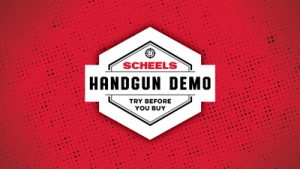 SCHEELS Handgun Demo - Saturday, March 9, 2019