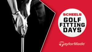SCHEELS Taylormade Golf Fitting Day - Wednesday, March 6th