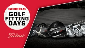 SCHEELS Titleist Golf Fitting Day - Wednesday, February 20th